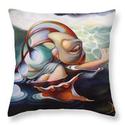 Finnegan Gilwicker Throw Pillow