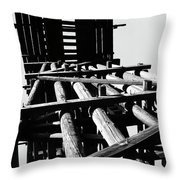 Form And Function 6 Throw Pillow