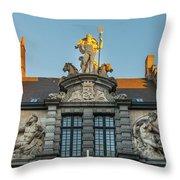 Ghent 1 Throw Pillow