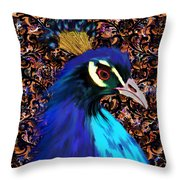 Gift Of Indra Throw Pillow