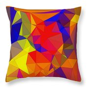Happiness 2 Throw Pillow