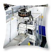 Hfir, Imagine Diffractometer Throw Pillow