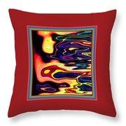 Hisap Rokok Murah 2015 Throw Pillow