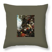 Home Again Henry Nelson Oneil Throw Pillow