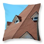Hotel Coronado Throw Pillow