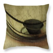 In Old Workshop Throw Pillow