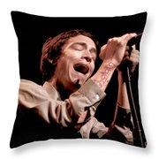 Incubis Brandon Boyd  Throw Pillow