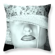 ine Throw Pillow