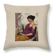Ismenia Throw Pillow