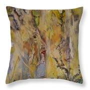 Journey Of The Soul Throw Pillow