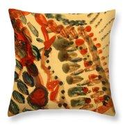 Joy - Tile Throw Pillow
