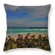 2- Juno Pier Throw Pillow