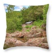 Klepzig Mill Throw Pillow