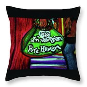 Kunsthaus Throw Pillow