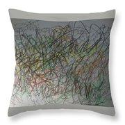 Logos 2012 Throw Pillow