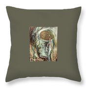 Looking For Hope In A Hopeless Place Throw Pillow