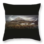 Lookout Mountain, 1863 Throw Pillow by Granger