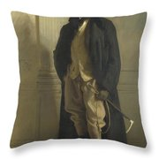 Lord Ribblesdale Throw Pillow