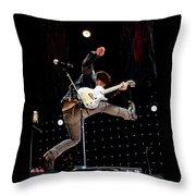 Lucas Nelson Throw Pillow
