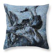 Lux Natura Throw Pillow