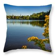 Mahone Bay Throw Pillow