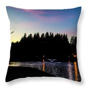 Mingus Park Throw Pillow