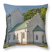 Molle Chapel Throw Pillow