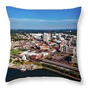 Montgomery Alabama Throw Pillow