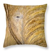 Mother's Son Throw Pillow