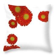 Nice Patterns Throw Pillow