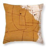 One Who Understands Throw Pillow
