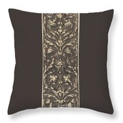 Ornament Throw Pillow