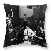 Orson Welles (1915-1985) Throw Pillow