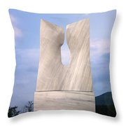 Overture Throw Pillow