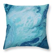 #2 Pacific Ocean Series Throw Pillow