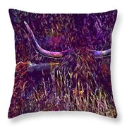 Painting Oil Painting Photo Painting  Throw Pillow