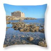 Paphos - Cyprus Throw Pillow