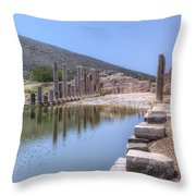 Patara - Turkey Throw Pillow