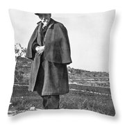 Paul Cezanne (1839-1906) Throw Pillow