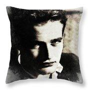 Paul Newman, Actor Throw Pillow