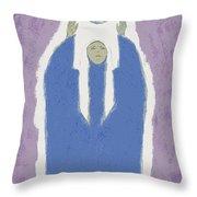 Peacekeeper Throw Pillow