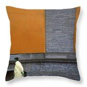 Peril Throw Pillow