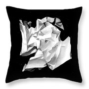 Photorealism Hyperrealism Painting Abstract Modern Art Throw Pillow