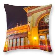 Providence Rhode Island Throw Pillow