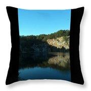 Quarry Summer Throw Pillow