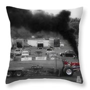 Rebel Outlaw Throw Pillow