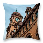 Richmond Virginia Architecture Throw Pillow