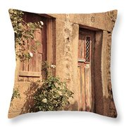 2 Rua Da Tapada Throw Pillow