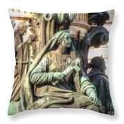 Sculptur Throw Pillow
