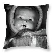 See Me Throw Pillow